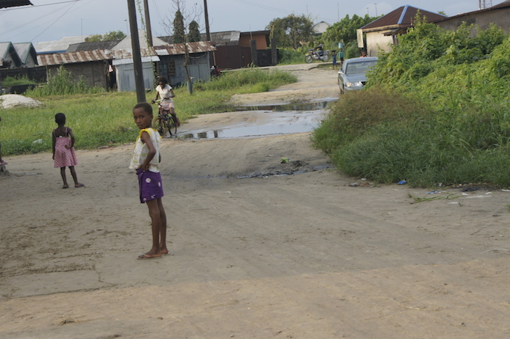 Everyday life in Ibeno community