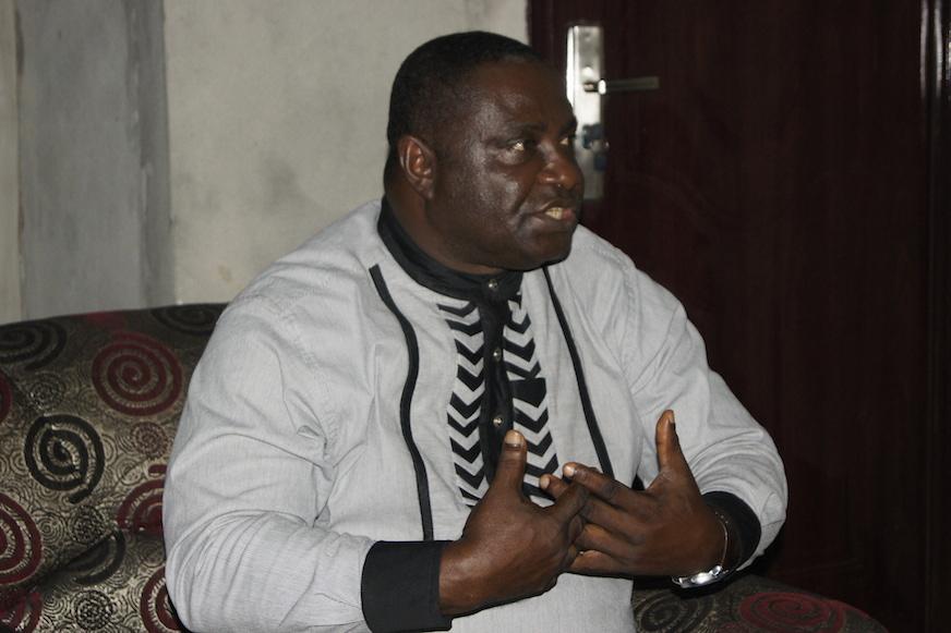 Paramount ruler of Ibeno