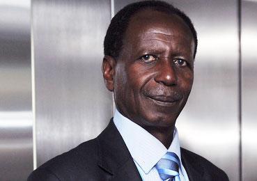 M. Foumakoye Gado, le Ministre de l'Énergie et du Pétrole du Niger