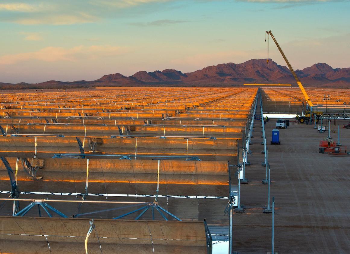 Arizona solar farm