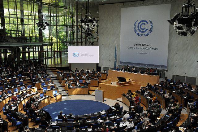 UNFCCC Bonn Climate Change Conference (PHOTO: UNFCCC)