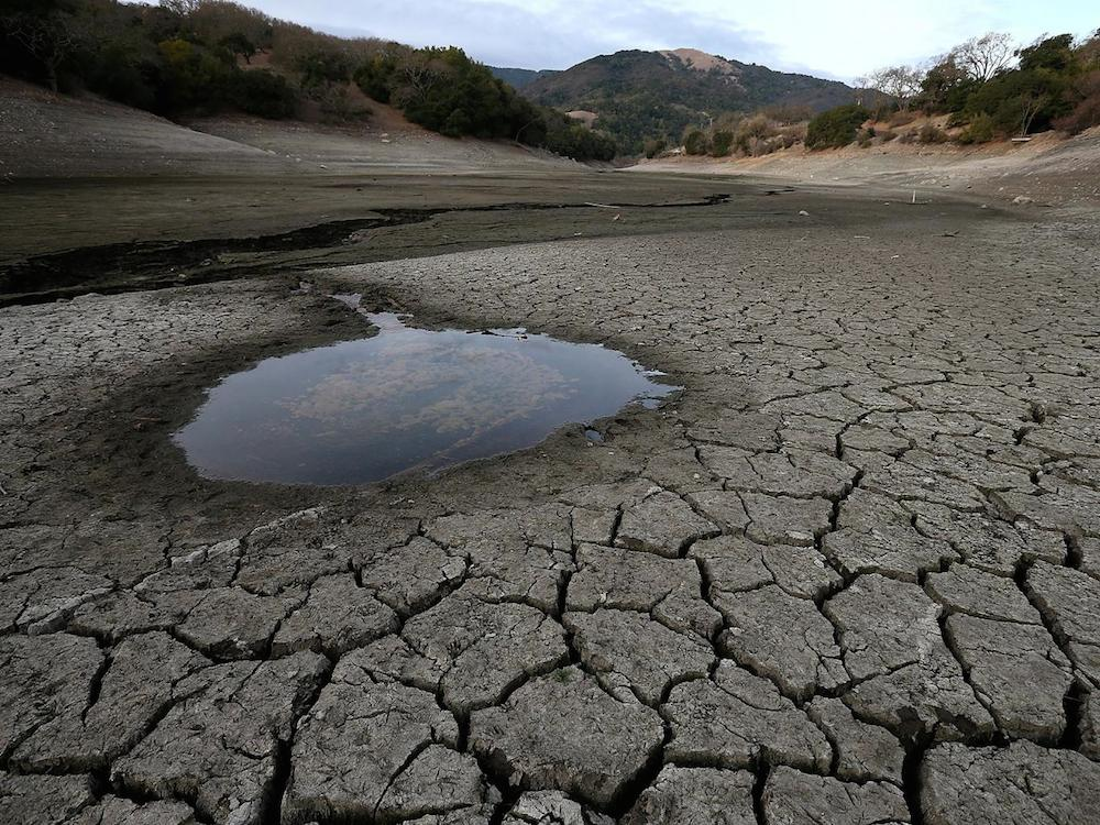 Drought already affecting several parts of Southern Africa (PHOTO: Getty)