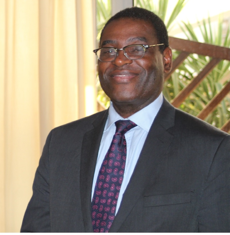 M.Janvier Liste Kpourou Vice-président de la Banque africaine de développement (BAD)  (PHOTO: ClimateReporters/Kanzly MIDEH)