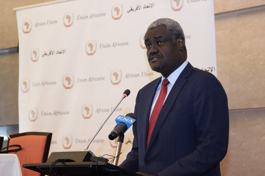Hon Moussa Faki Mahamat, Incoming AUC Chairperson