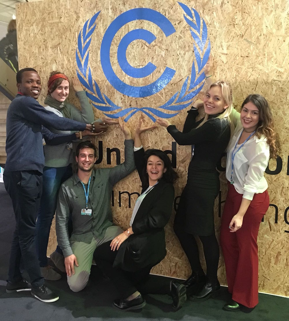 COP 23 participants