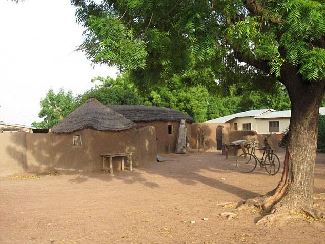 Kpasemkpe village in Northern Ghana