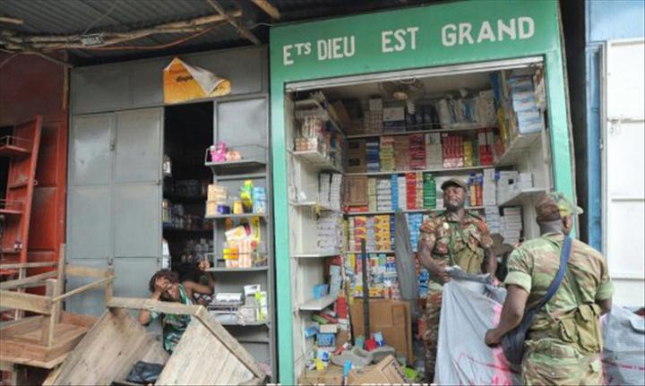 Faux médicaments au Bénin