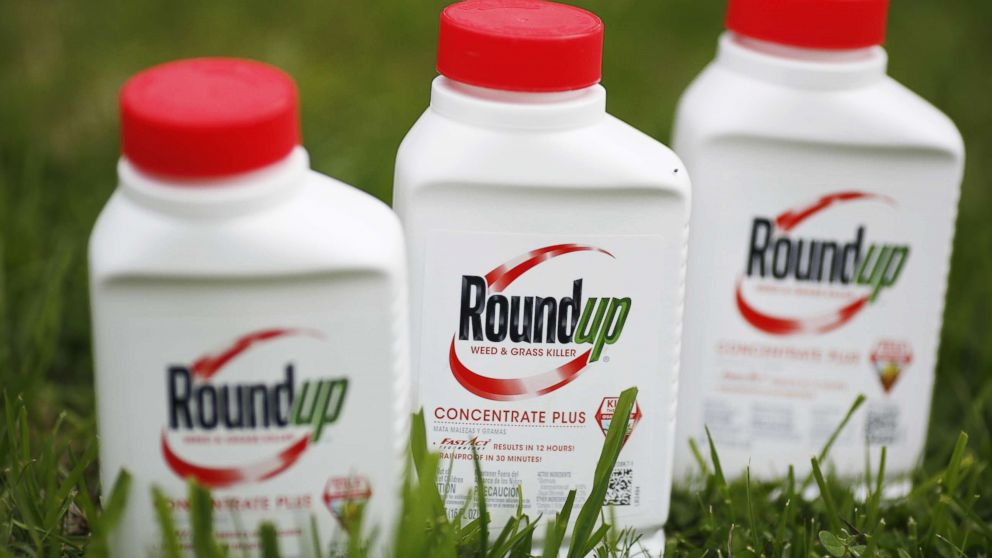 Roundup, the cancer-inducing weed and pest killer